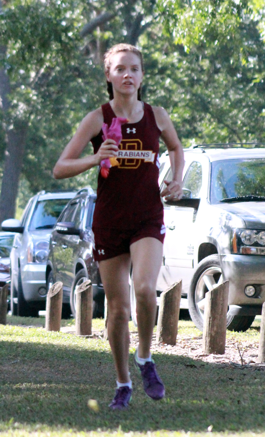 Gonzales Relay a tremendous success for Warhorse and Arabian cross country