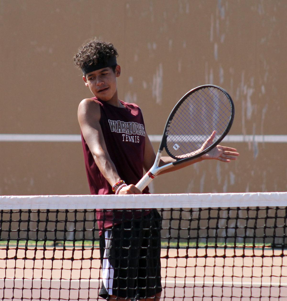 Team Tennis beats Somerset 17-2 in practice match