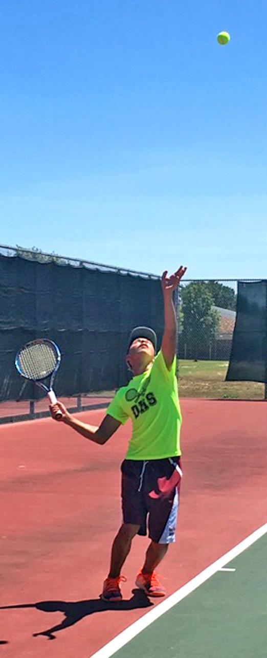 Team Tennis wins first match of season
