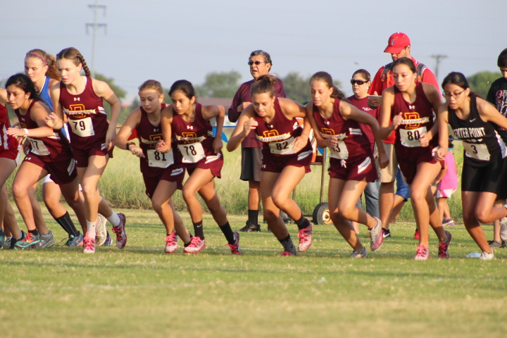 Cross Country set for Poteet Invitational