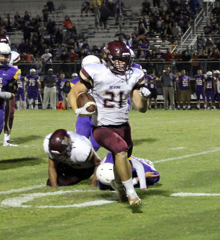 Missed opportunities costly in Warhorses' 20-13 loss to Brackenridge