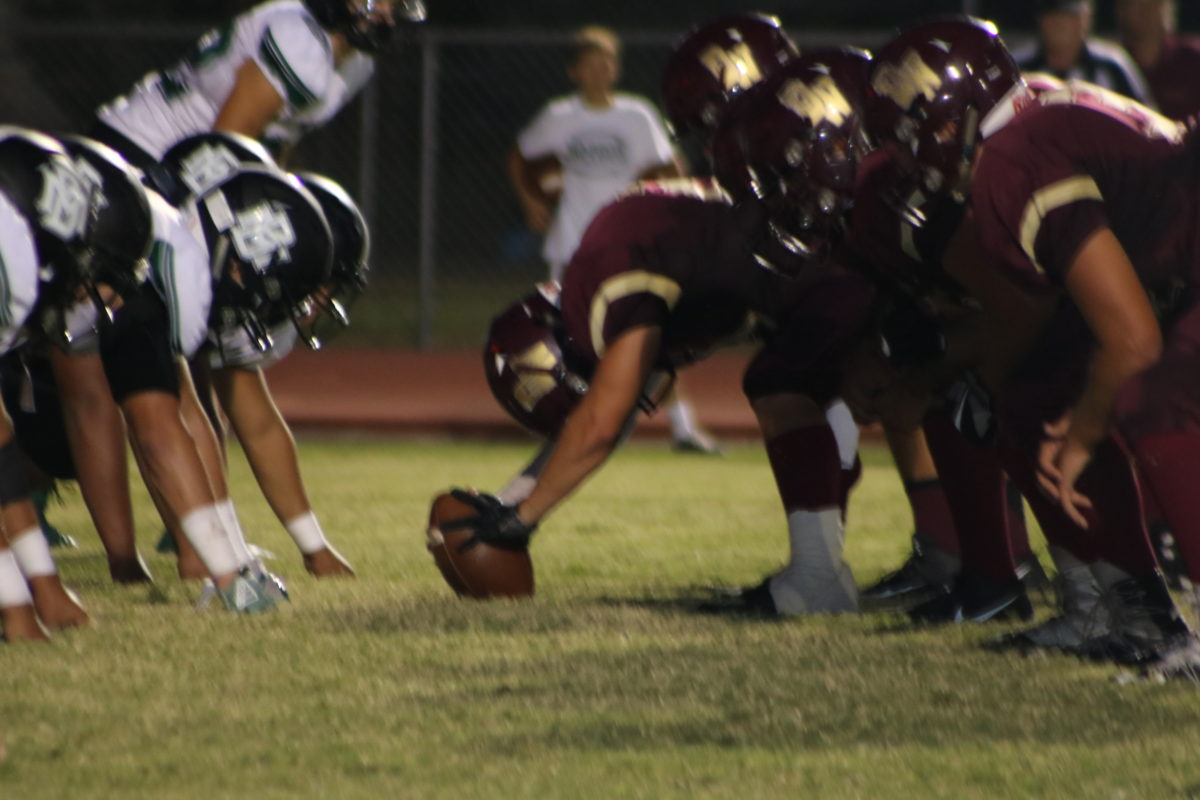 Warhorses fall to Marion despite strong second half