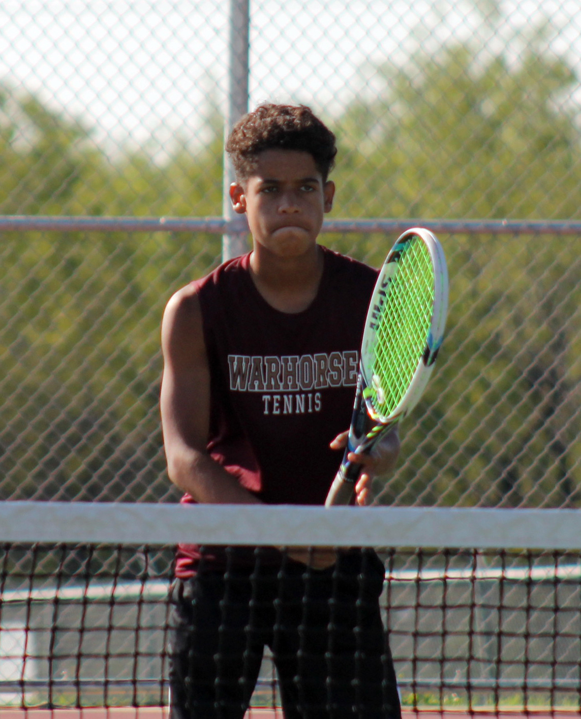 Team tennis victorious over Floresville