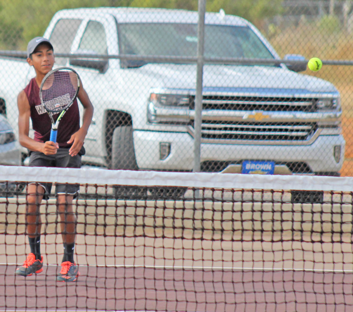 Team Tennis dominates Somerset