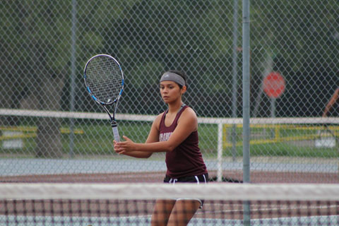 Devine Team Tennis beats Knippa and Eagle Pass