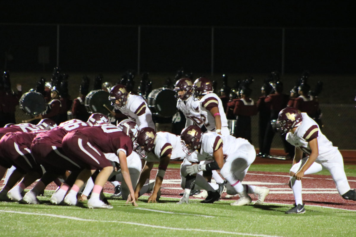 Warhorse defense freezes Aggie offense in 13-6 win