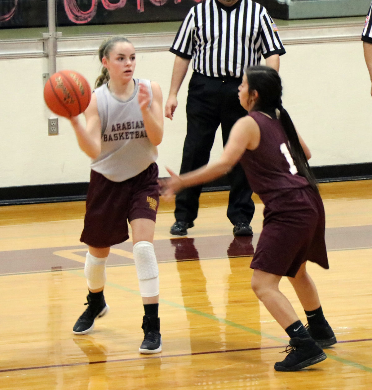 JV Arabians fall to Boerne