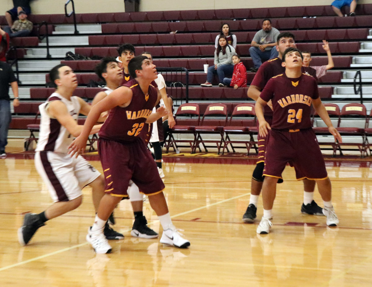 JV Warhorses stop Mustangs, play in home tournament