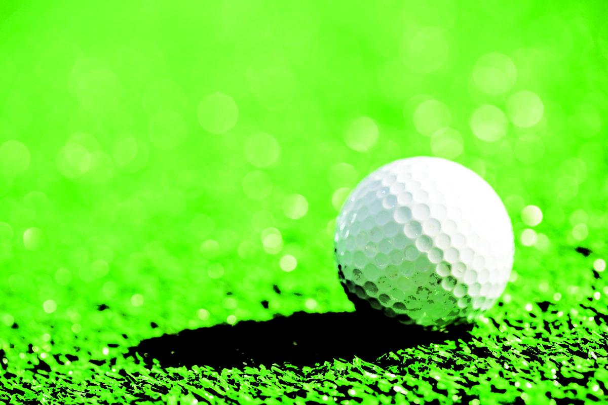 Team 2 golfers take the course in Pleasanton
