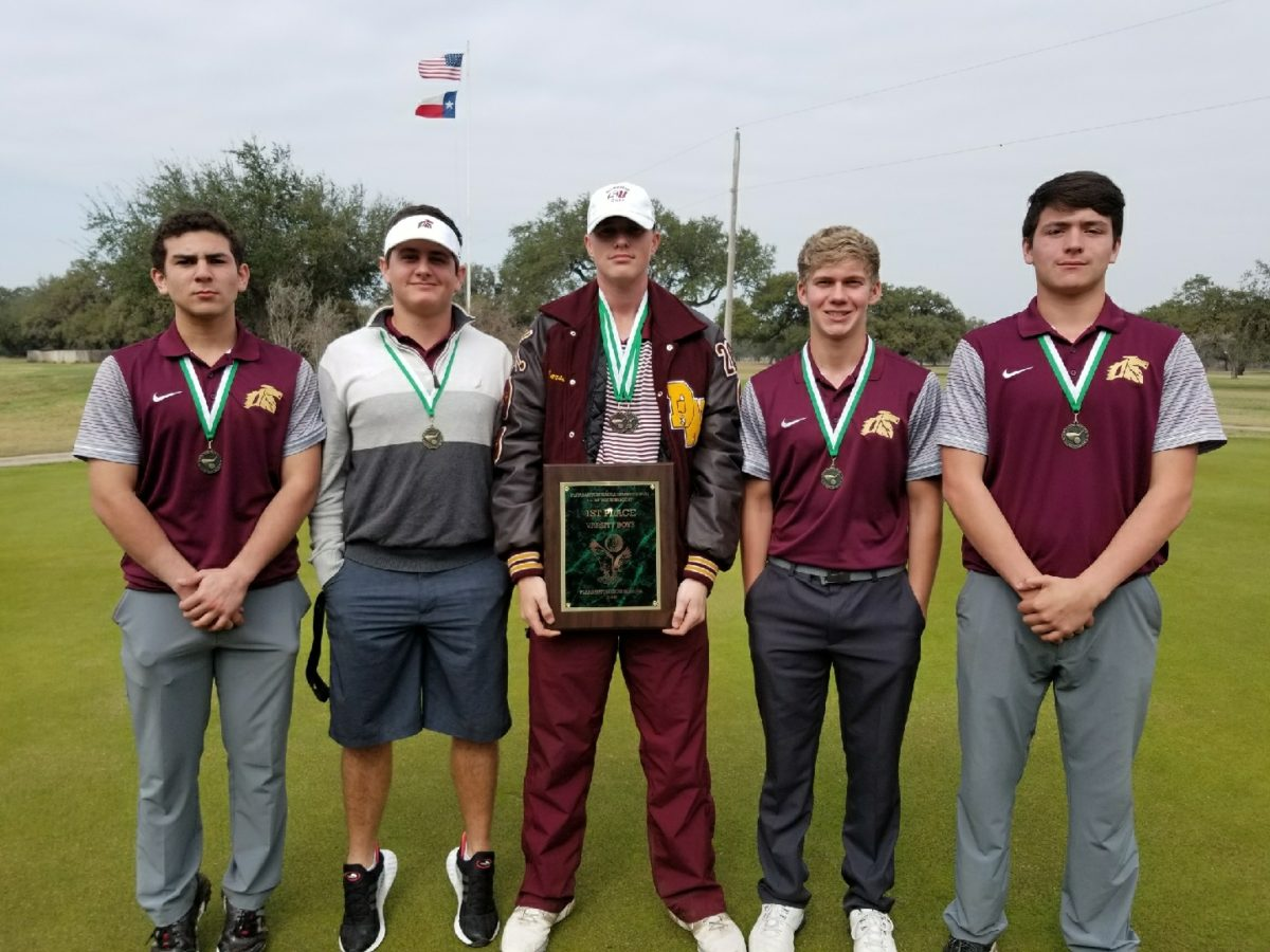Warhorse golf claims 1st place in Pleasanton