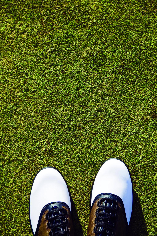 Arabian golf braves the cold in San Antonio
