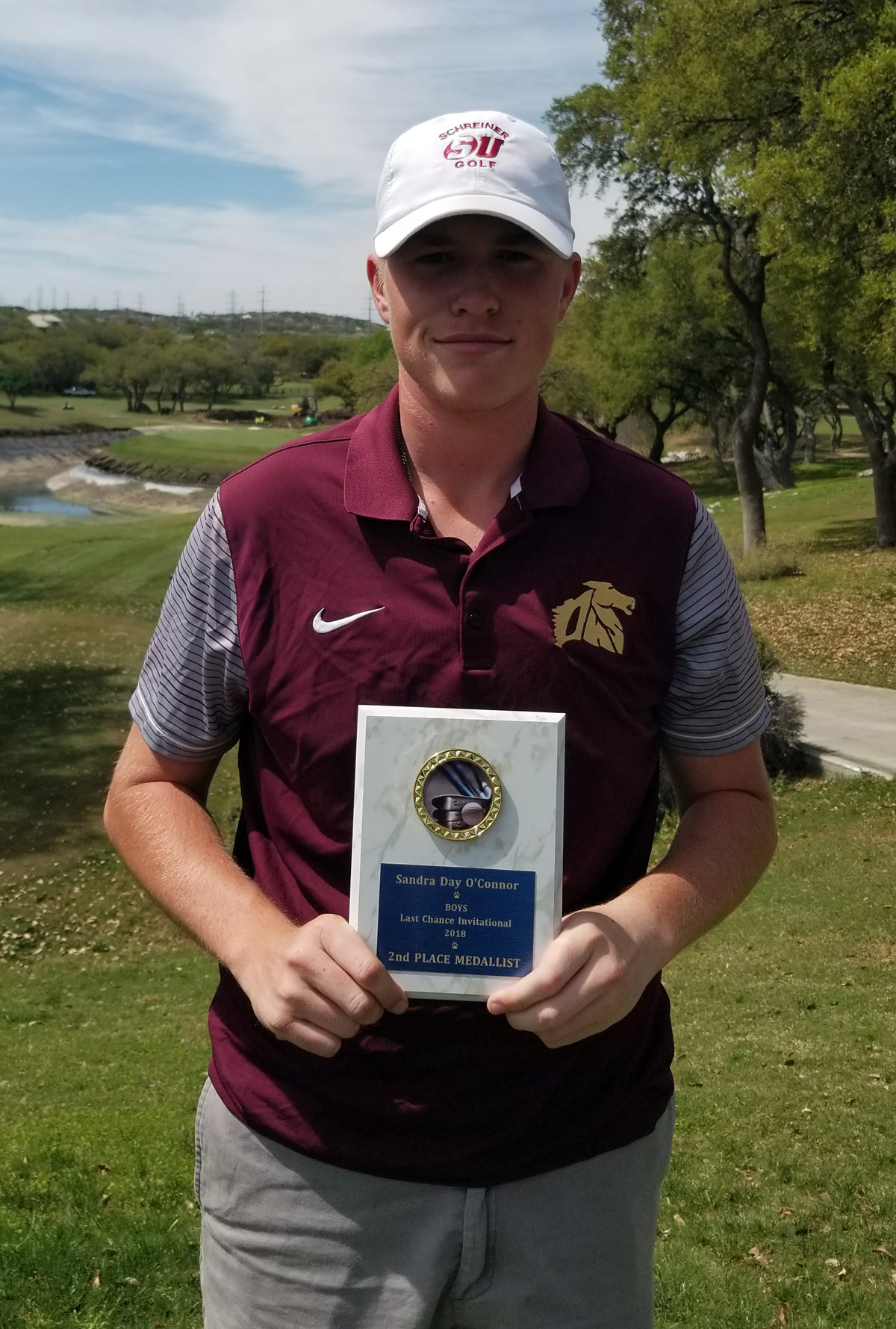 Warhorse golf ties for 4th at Sontero