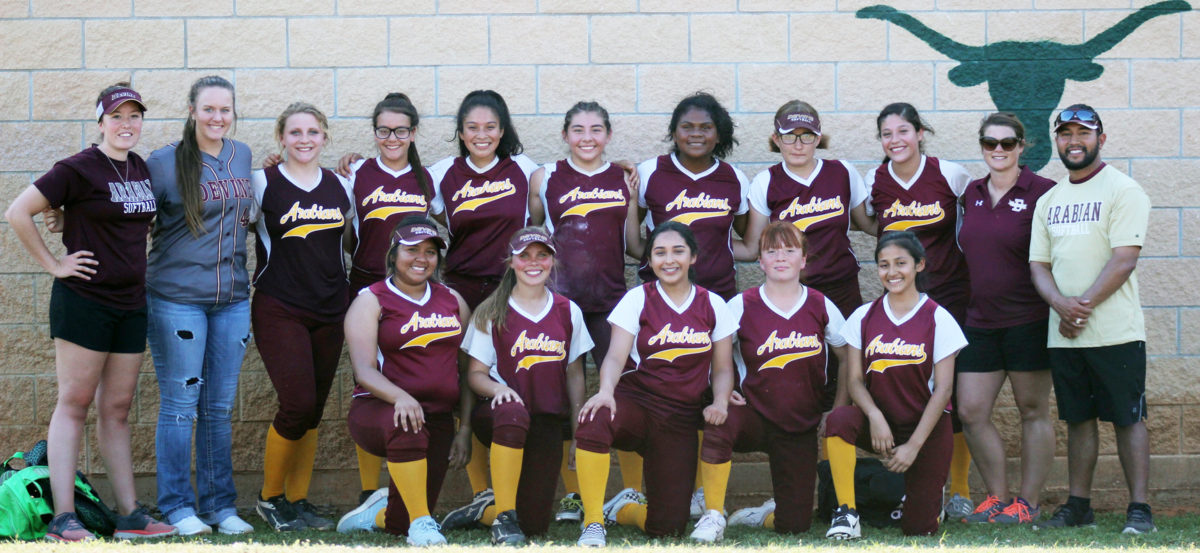 JV Arabians finish District undefeated