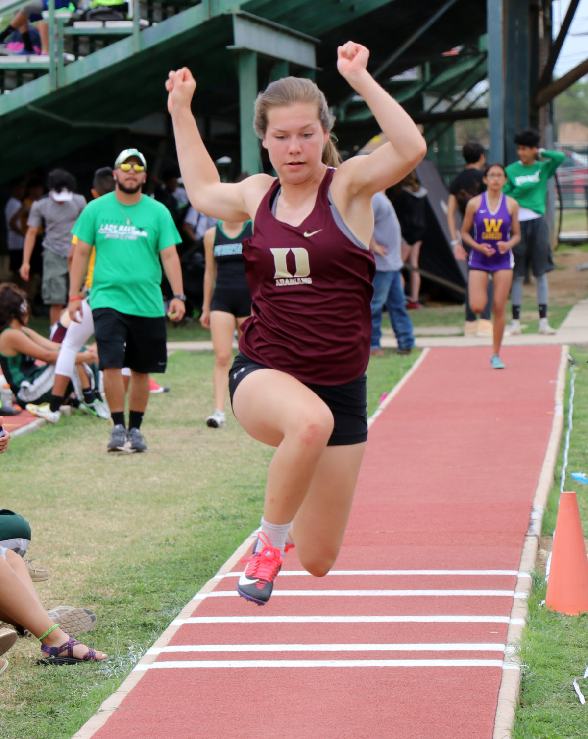 Arabian track clinches back-to-back championships