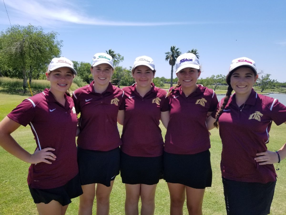 Arabians finish top 10 in Region 4 golf tournament