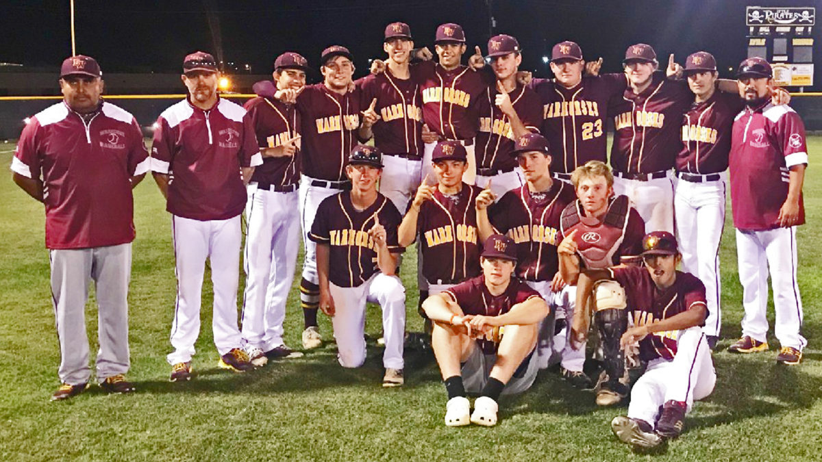 Warhorses win back-to-back District titles