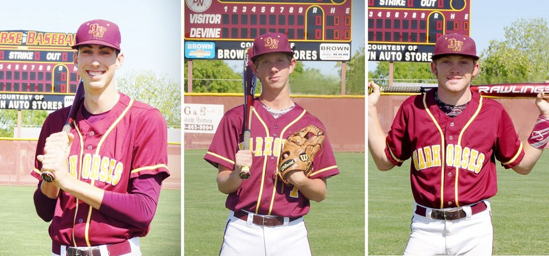 Schmidt, Brown, and Crouch earn Top 200 recognition from THSBCA