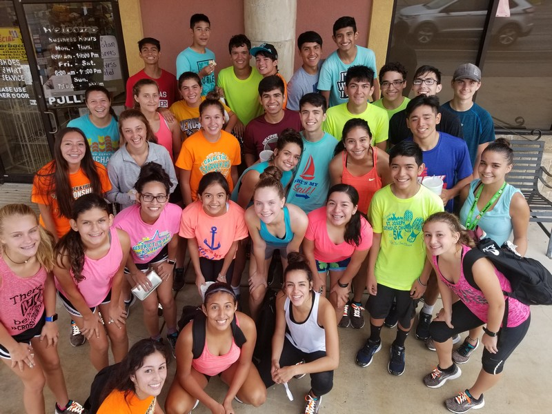 Warhorse and Arabian Cross Country open season in Gonzales