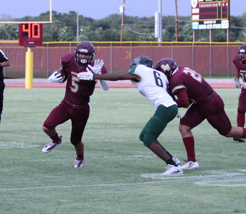 Warhorse offense clicking on all cylinders
