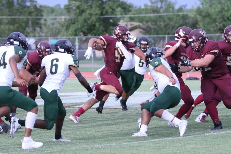 Warhorses weather storm in 30-27 win over SA Legacy