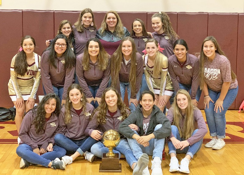 Arabians win another district crown
