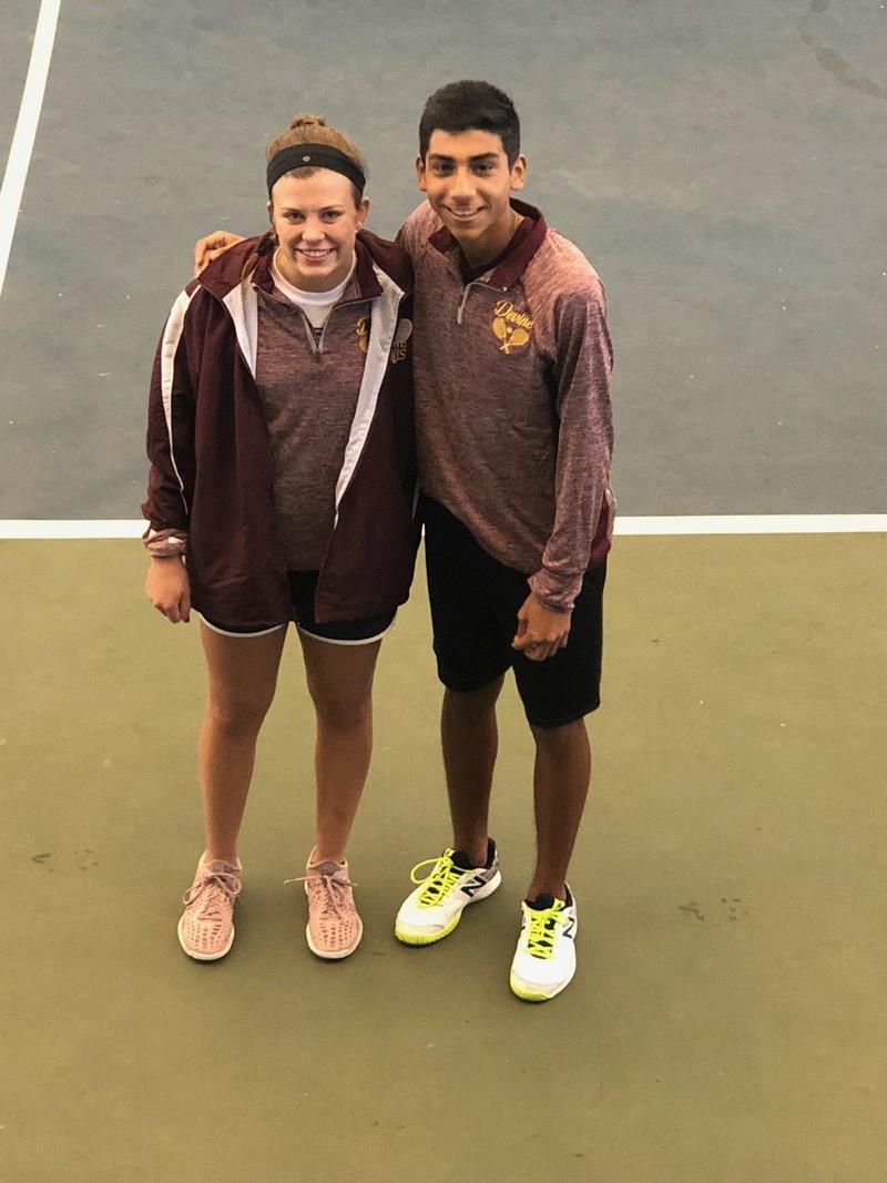 Team tennis finishes season in Regional Quarterfinals