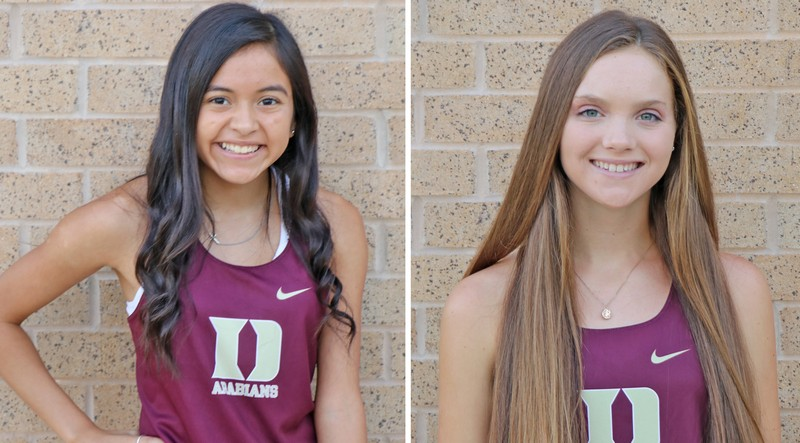 Mendoza, Runyan named to TGCA 4A Cross Country All-State team