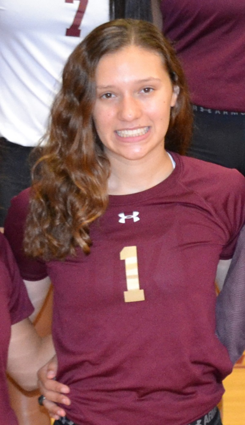 Pompa named to TGCA 4A Volleyball All-State team