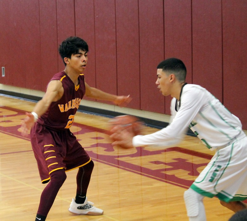 JV Warhorses complete non-district games, open district play