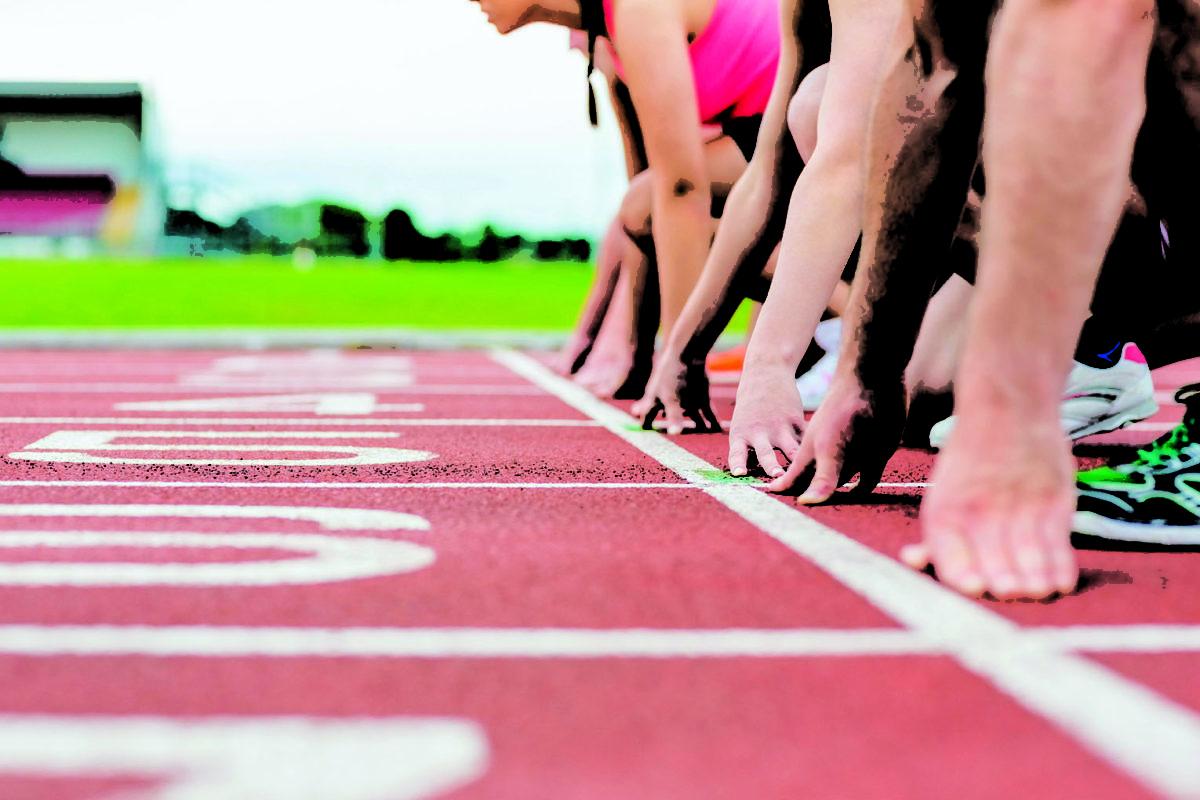 JV Warhorse and Arabian track compete in Bandera