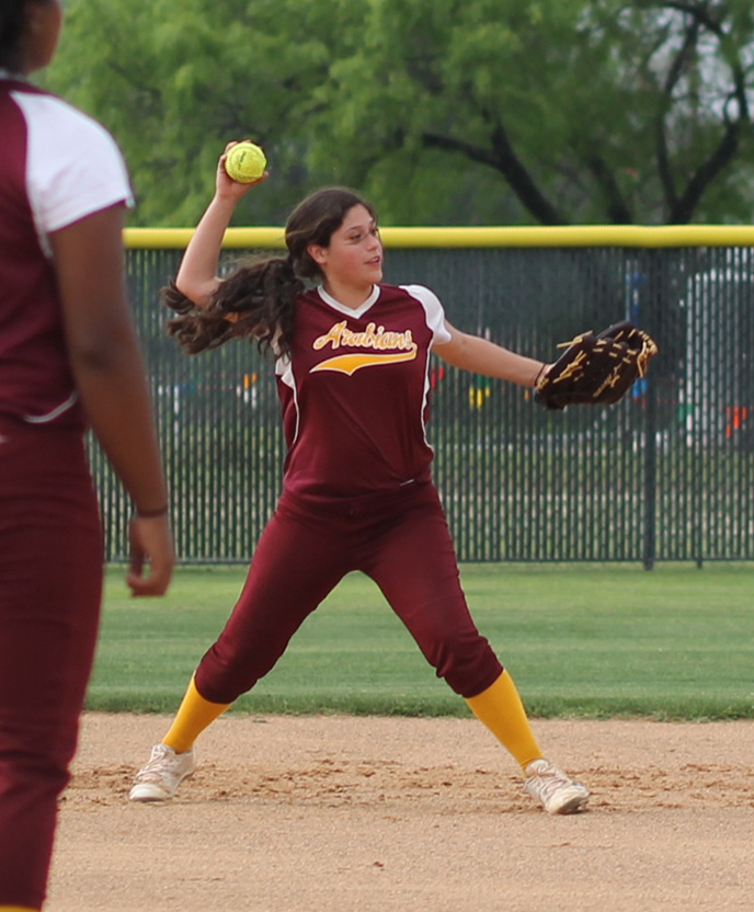 JV Arabians win twice to stay undefeated in District