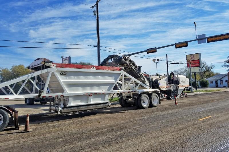 TxDot $2 million dollar project: Hwy 173 construction update