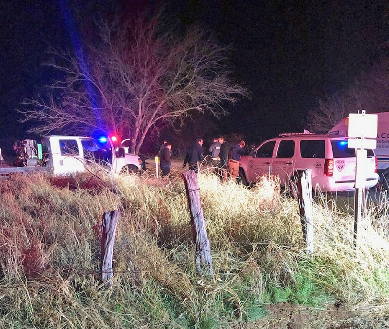 Fatality as man crashes onto Devine Airport property