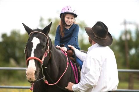 Cashlynn: Devine's comeback cowgirl defies all odds