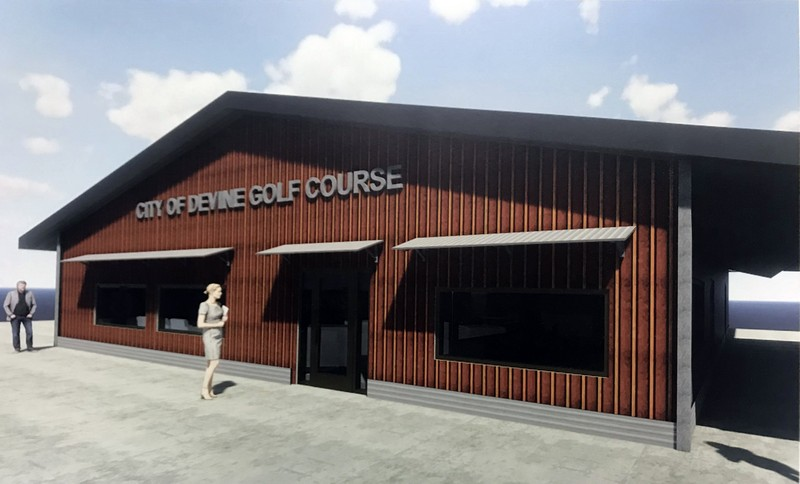 Clubhouse renovation plans approved, capped at $350k