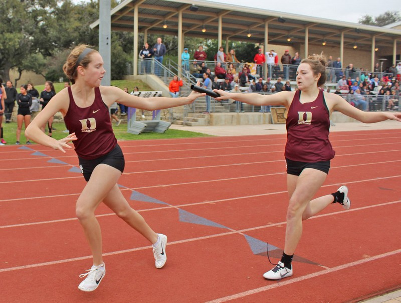 Warhorse and Arabian track start season at St. Mary's Hall