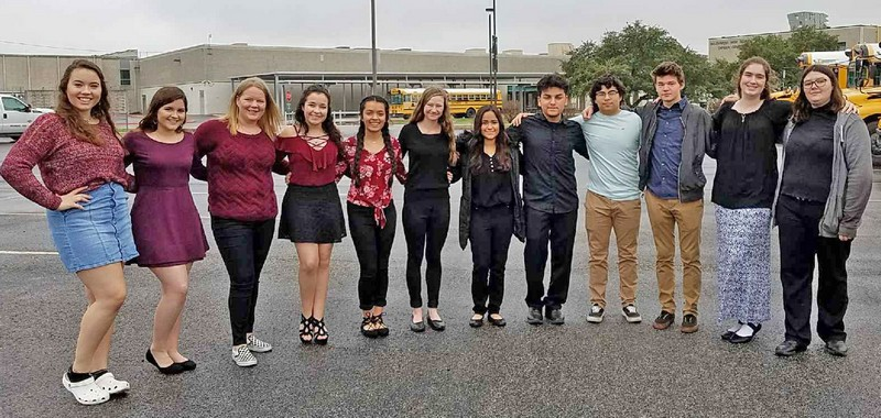11 DHS Band members advance to State in UIL Solo & Ensemble