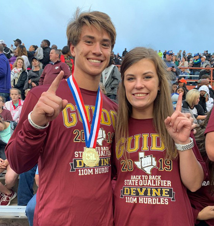 State Champion Q&A with Preslee Quisenberry and Guido Zapata