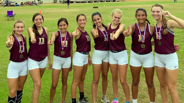 Arabian cross country dominates competition