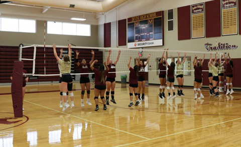 Varsity Arabians to compete in Columbus Volleyball Classic this weekend