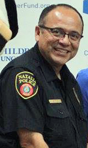 Rodriguez resigns as Natalia police chief