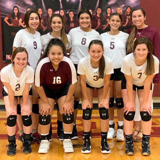 JV Arabians undefeated in district play