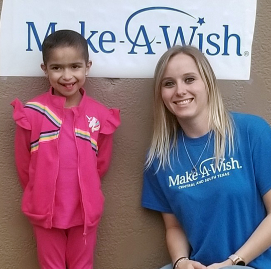 Adelyn's wish made possible for Medina County's Old Iron Trail Ride