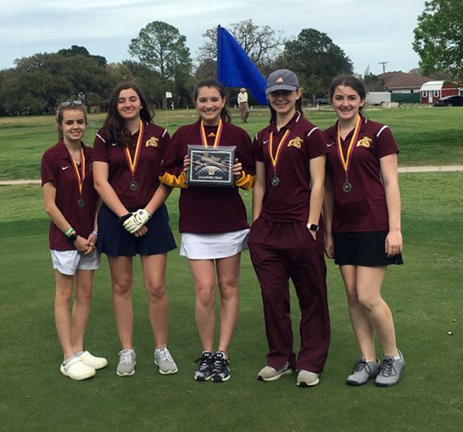 Arabian golf putts its way to team championship at Devine Golf Course