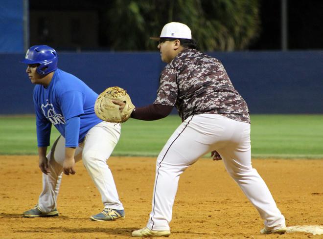 Warhorse baseball up and running