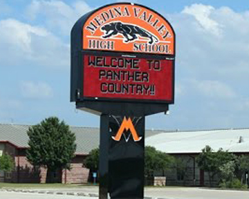 Five active COVID cases in Medina Valley ISD, 37 active in county