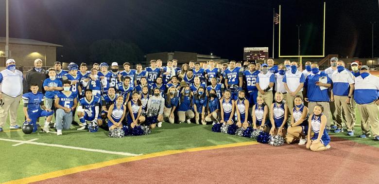Mustangs finish season Bi-District champs
