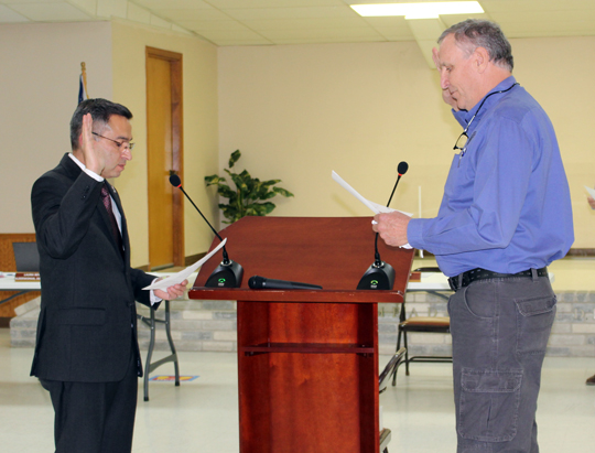 Lytle welcomes newly elected Mayor Ruben Gonzalez; announces Christmas Parade Dec. 12 to replace Hayride