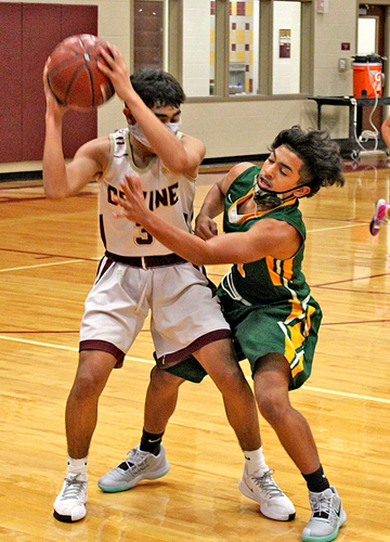 JV Warhorses end year with two wins