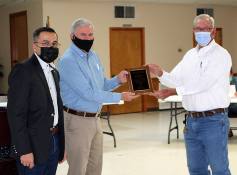 Mark Bowen selected as Lytle's 2020 Citizen of the Year